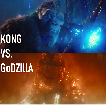 Who will win in Godzilla vs Kong 2021