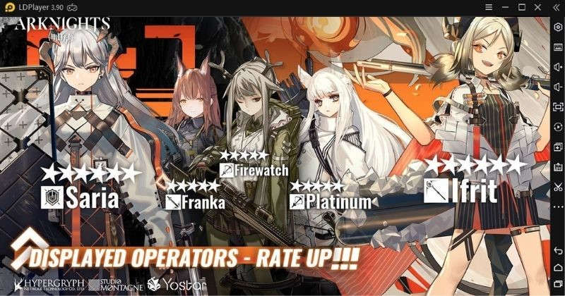 Arknights Top Operators 2021: How to download and play Arknights on PC?