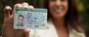 Why would a citizen's spouse not be eligible for a green card?