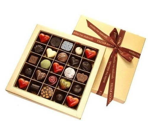 Custom Chocolate Cardboard Boxes: The Perfect Gift for All Occasions