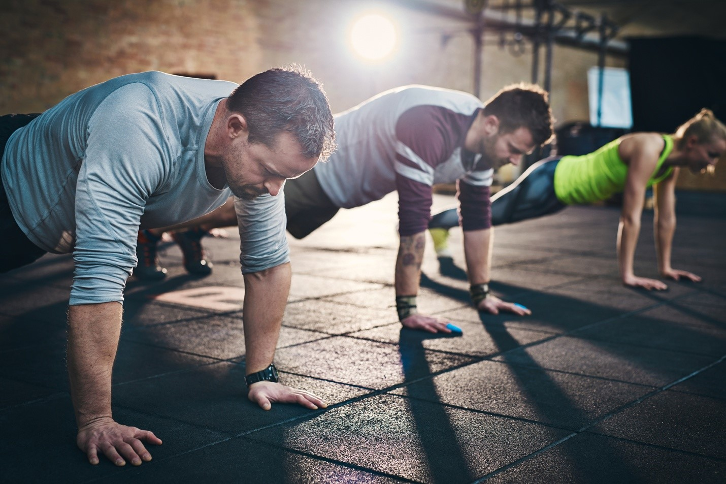 Way To Exercises Improve Energy For Men