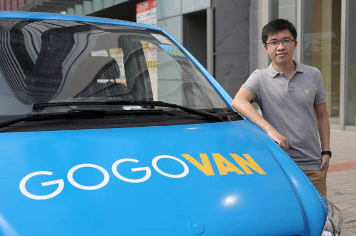 Gogovan Driver Review