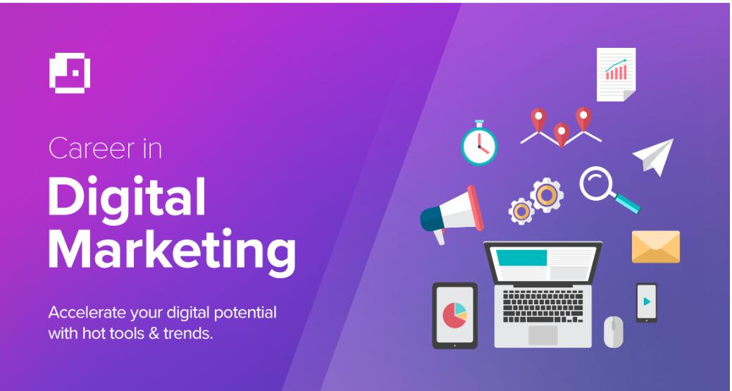 4 Big Benefits of Becoming a Digital Marketing Career