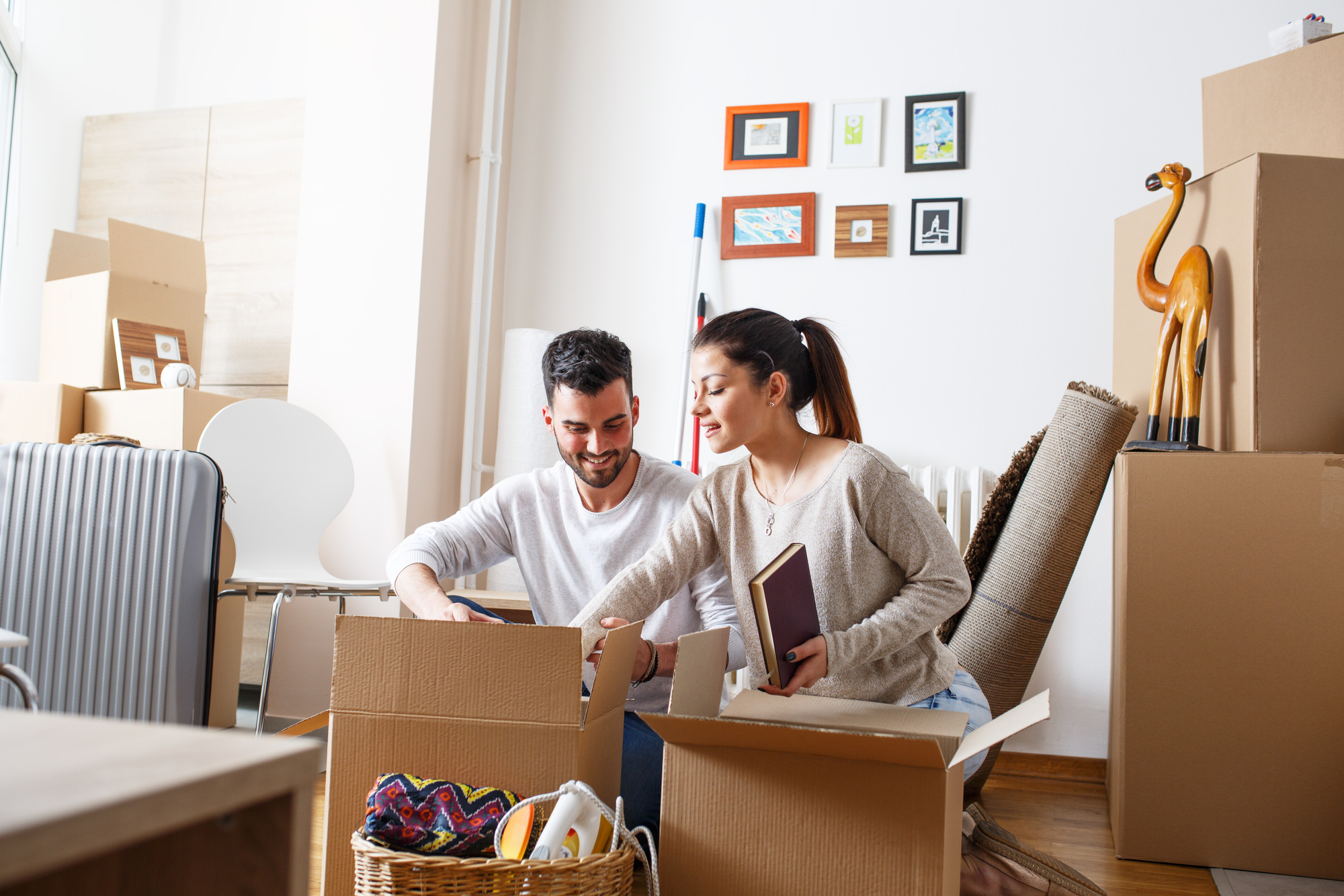 Make It Easy on Yourself: 7 Helpful Tips for Downsizing Your Home