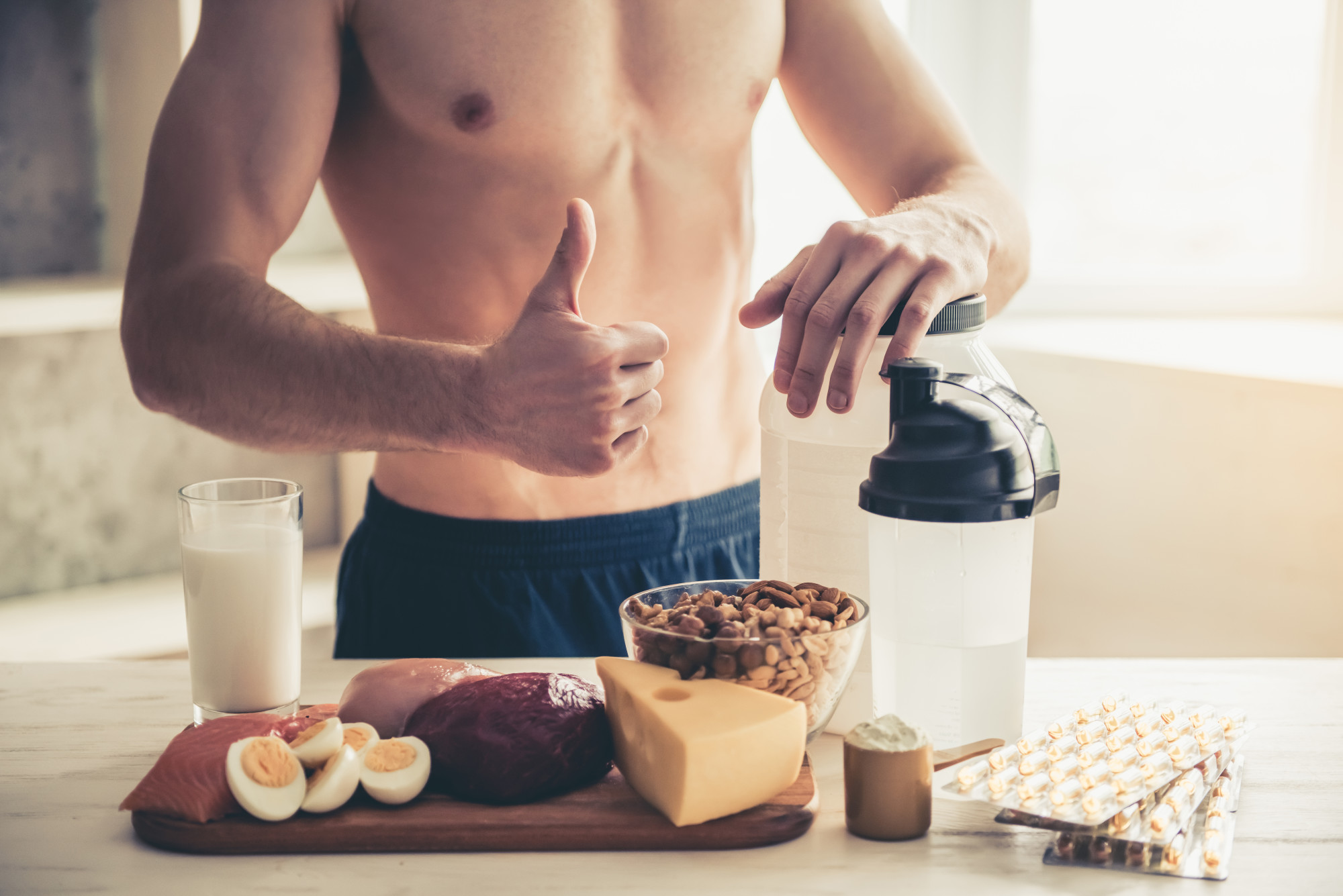 4 Helpful Diet Tips For Gaining Muscle