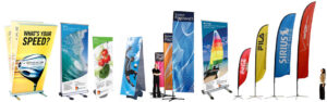 Unique Banner Stand