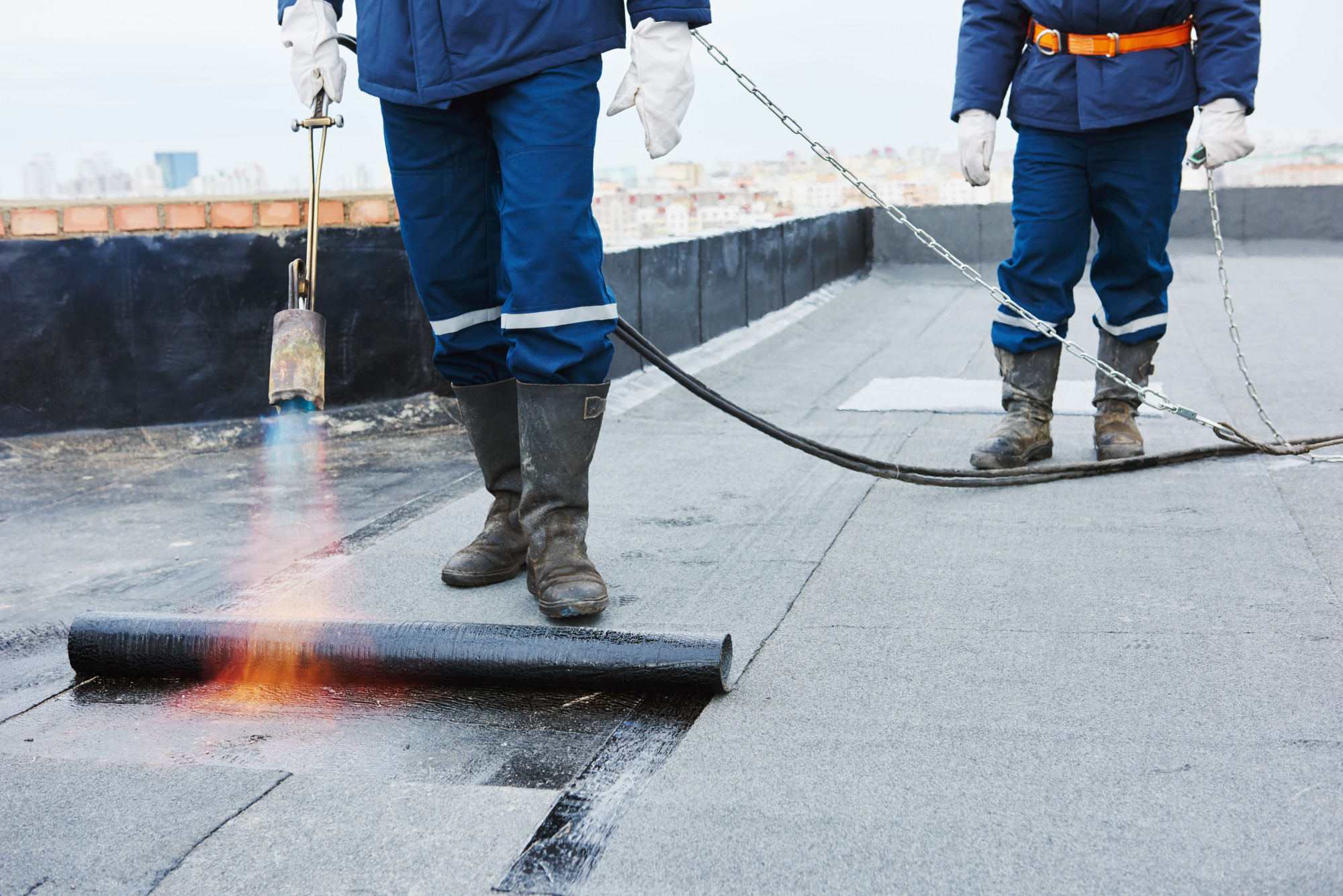 Commercial Roofing Installation: Finding the Right Company for the Job