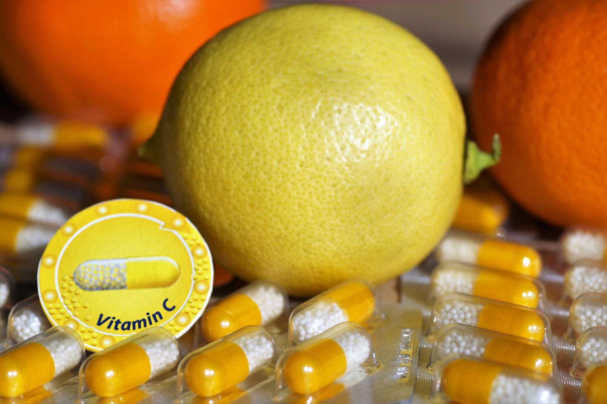 Top 5 Benefits of Vitamin C Tablets