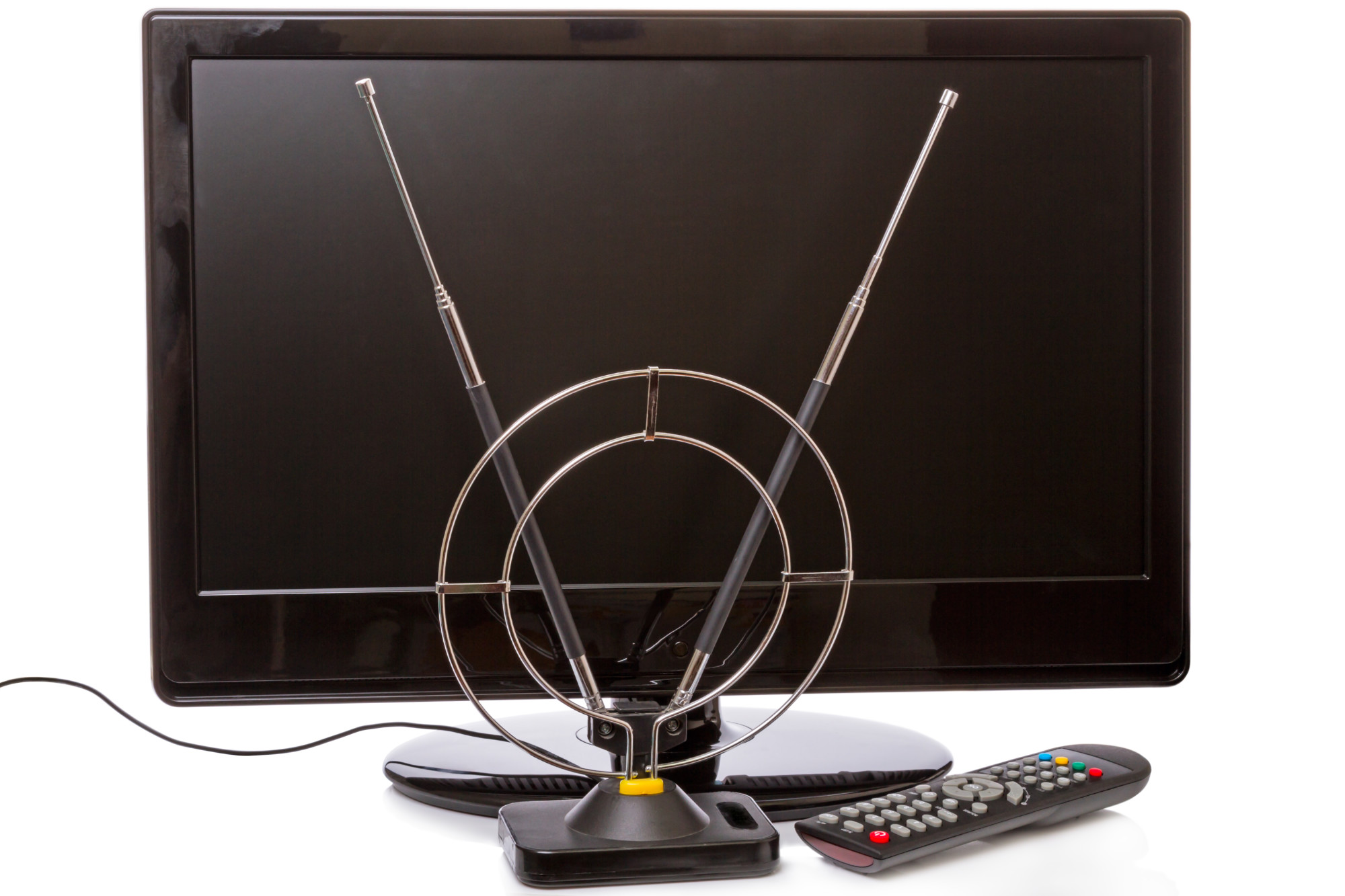 How Many Types of TV Antennas Are There?