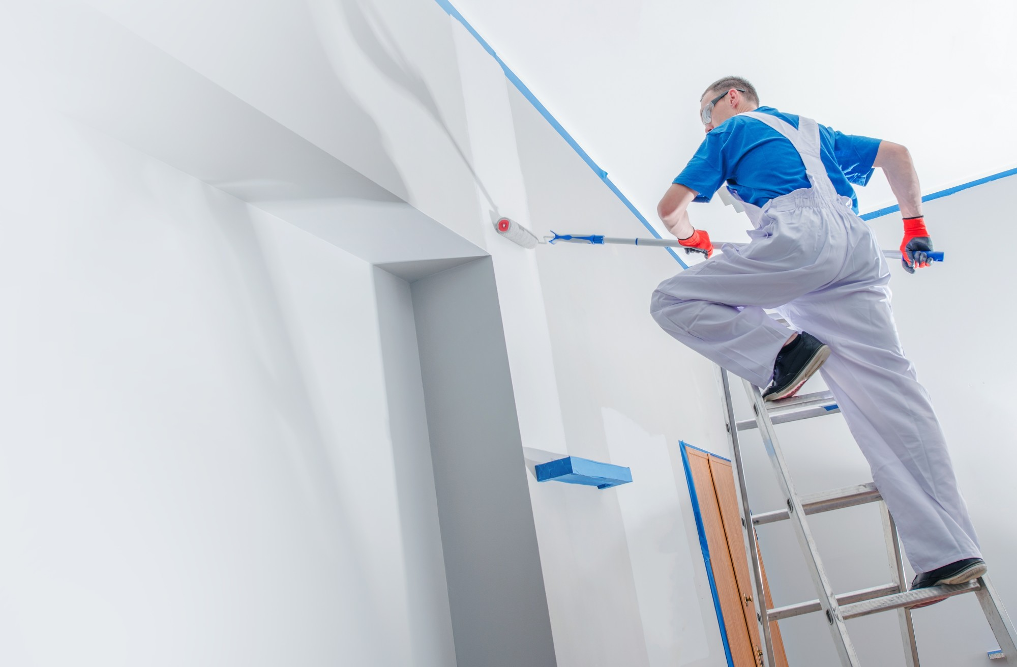 5 Benefits of Hiring a Painting Company
