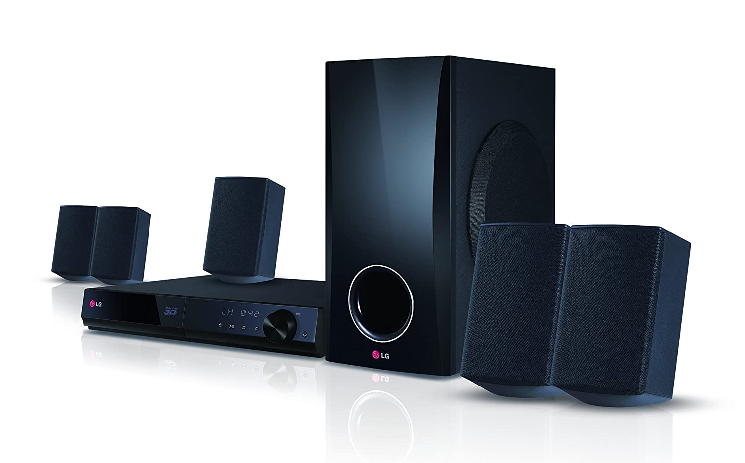 LG home theatre in India