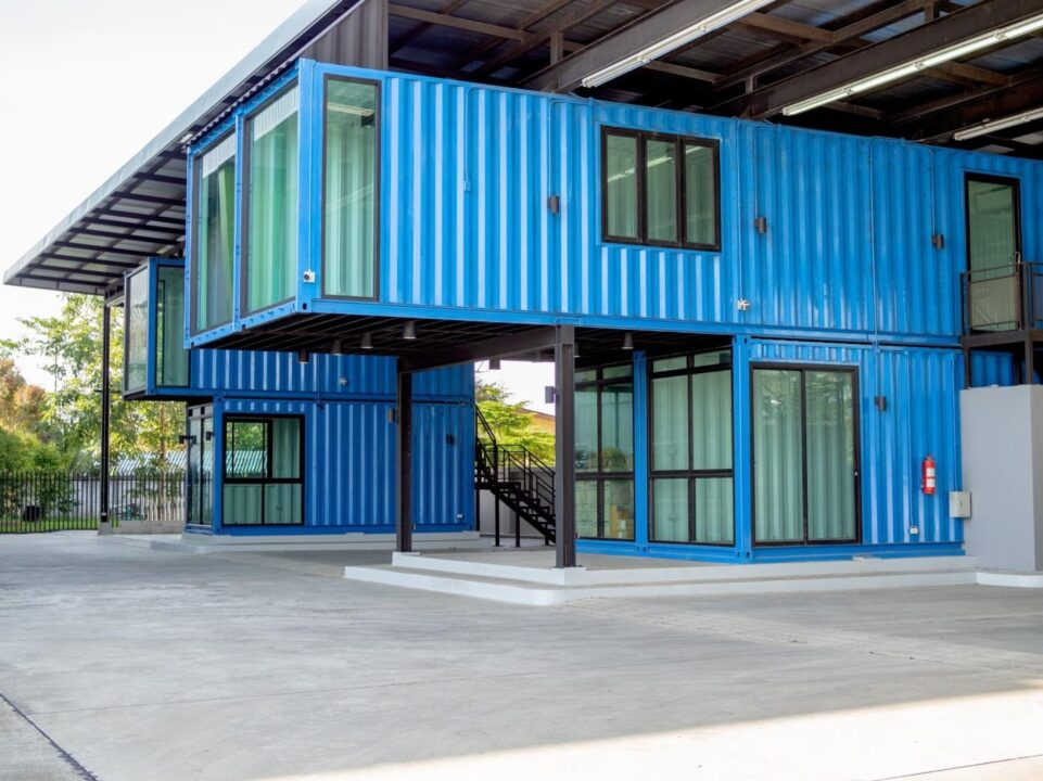 5 Businesses You Can Start in a Shipping Container