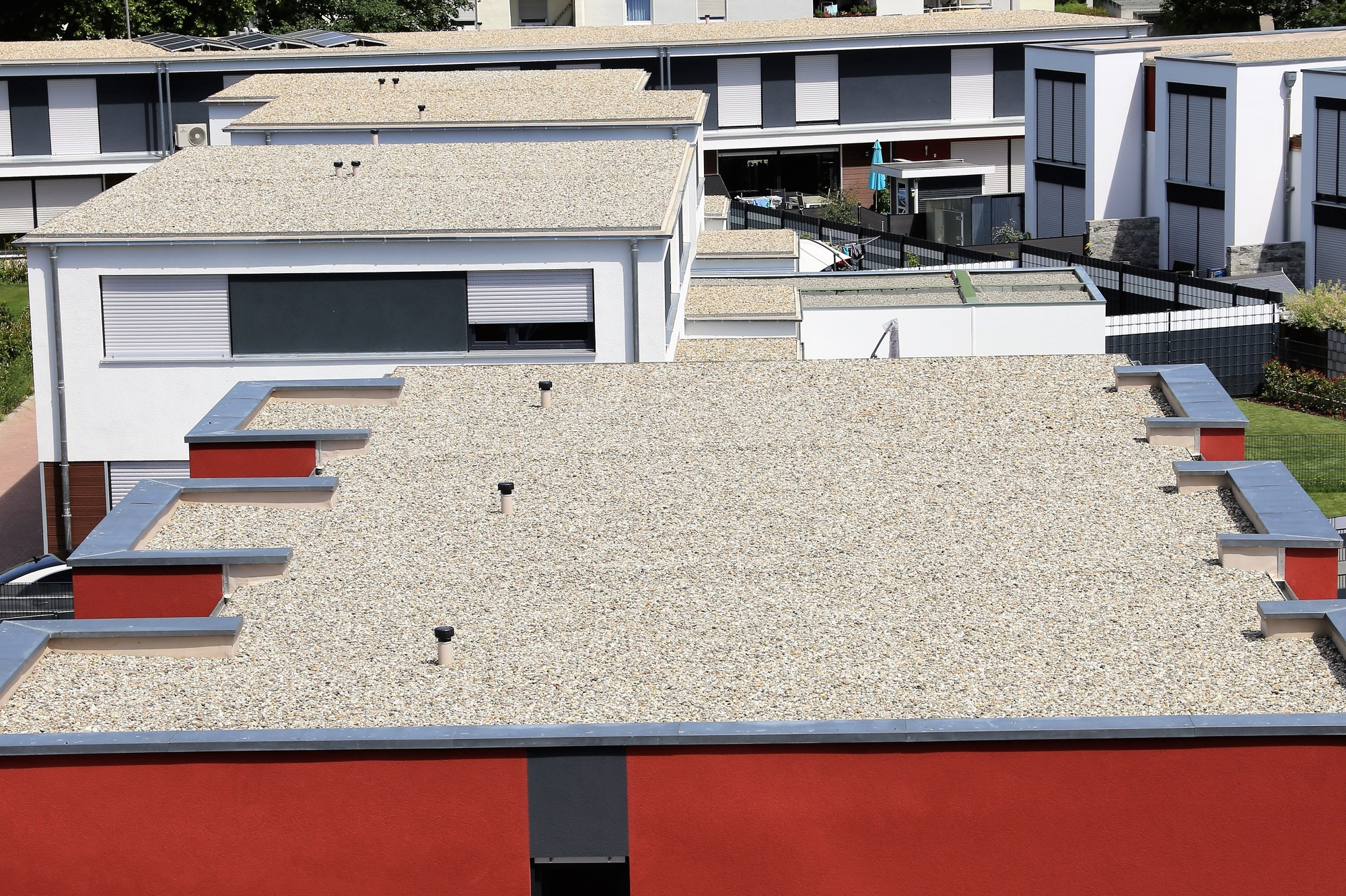 A Simple Guide to Commercial Roof Drainage
