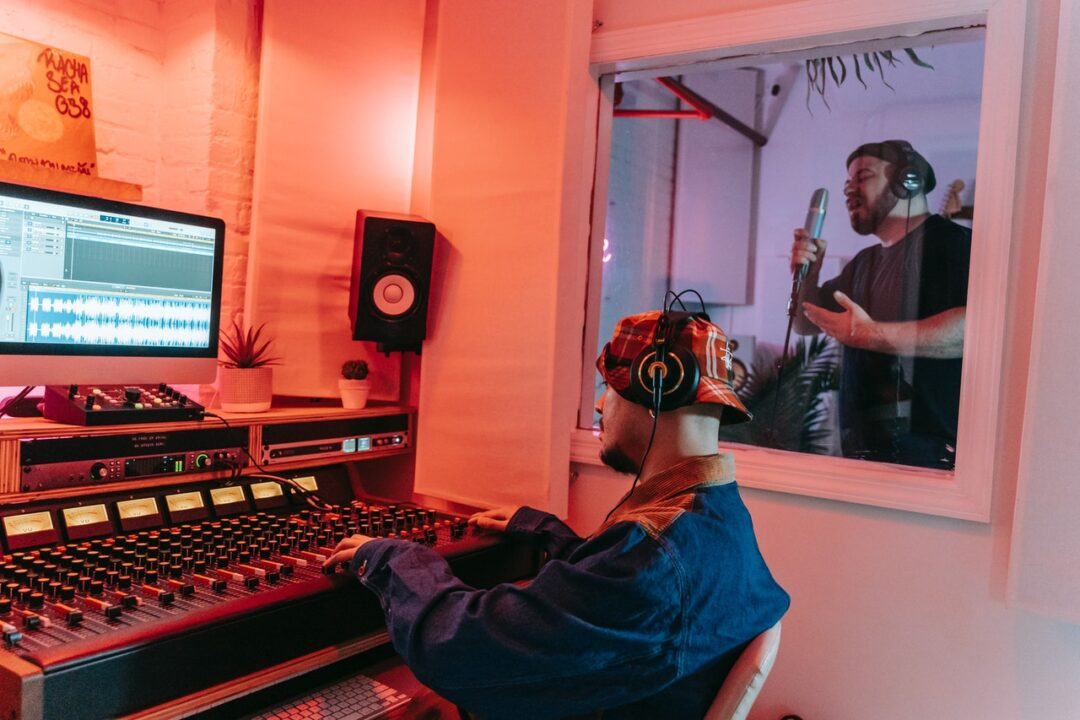 What are the qualification & skills required to become a studio producer?
