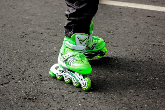 How inline skates are the perfect exercise